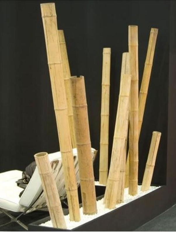 Dekorative Bambusstangen 240 Cm Hoch Und Drei Durchmesser Erhältlich La Jardinerie Del Vallés Ihr Online Garten Polster Und Gartenbaugeschäft